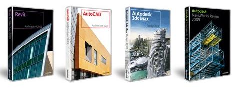 OEM Autodesk AutoCAD Revit Structure Suite 2009